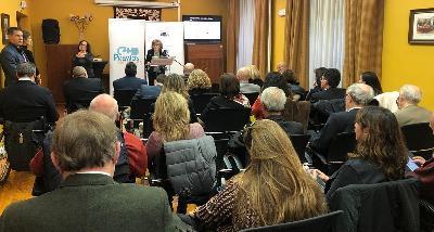 Acto de entrega del 'Premio cermi.es' en la categoría Institucional al Real Patronato sobre Discapacidad