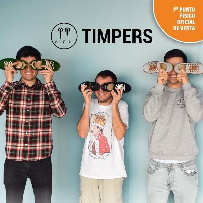 Los emprendedores de Timpers, anuncian su primera apertura de tienda física.