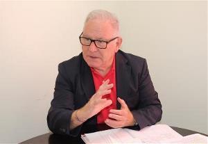 Nel A. González Zapico, presidente de la Confederación Salud Mental España