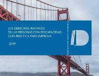 Imagen de portada de 'Los derechos humanos de las personas con discapacidad: guía práctica para empresas'
