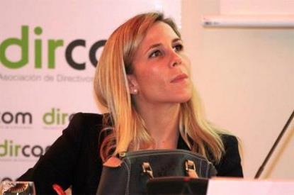 Beatriz Prieto, dircom de Down España.