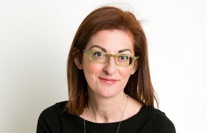 Maite Pagazaurtundua, eurodiputada de UPyD integrada en la delegación Ciudadanos Europeos