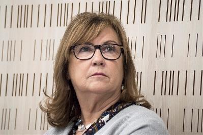 Manoli Muro, presidenta de CERMI-La Rioja