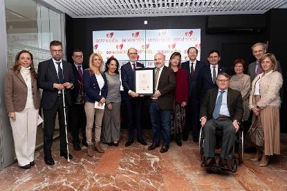 El CERMI insta al nuevo Gobierno a utilizar el sello Bequal para distinguir qué empresas son inclusivas