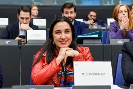 La eurodiputada Mónica Silvana González se incorpora al Comité de Apoyo del CERMI para la Convención ONU de Discapacidad (imagen del PSOE)