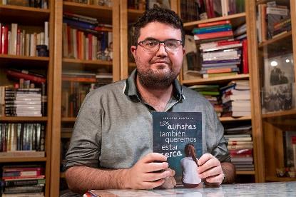 Igancio Pantoja, activista con Trastorno del Espectro del Autismo