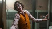 El joker en una imagen de la película