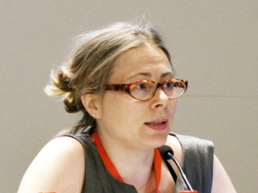 Ana Sastre, Delegada del CERMI para la Convención de la ONU