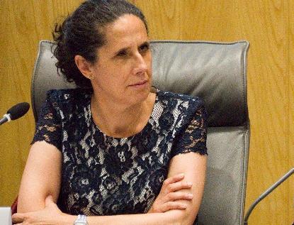 Ana Peláez, vicepresidente ejecutiva de la Fundación CERMI Mujeres