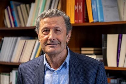 Diego Sánchez Meca, filósofo y ensayista