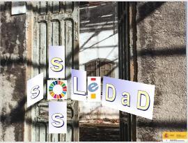 Logotipo del CERMI de SOS Soledad