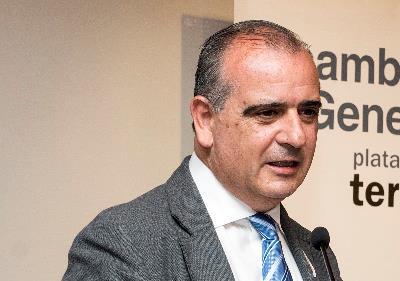 Luciano Poyato, presidente de la Plataforma del Tercer Sector