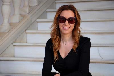 Mercedes López, diputada del Parlamento de Andalucía y Premio cermi.es 2019 en la categoría Fundación CERMI Mujeres-Acción en Beneficio de las Mujeres con Discapacidad