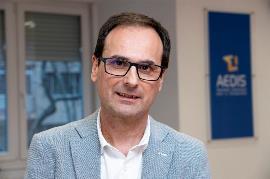 Bernabé Blanco, presidente de Aedis (Asociación Empresarial para la Discapacidad)