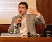 Francisco Bariffi, profesor e investigador