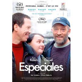 Cartel de la película 'Especiales'