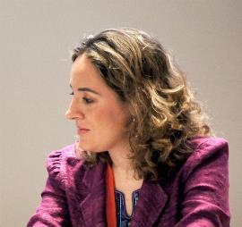 Blanca Hernández, Delegada del Gobierno sobre Violencia