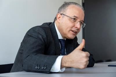 Alberto Andreu, experto en RSE