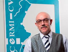 Luis Vañó, presidente de CERMI CV y PTS CV.