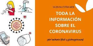 Ilustración de Aspace sobre el coronavirus