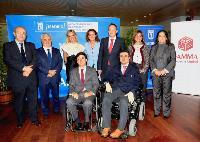 Presentación en Madrid de la APP Accesibility