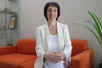 Concha Díaz, presidenta de la CNSE