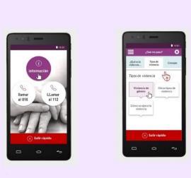 imagen de la aplicación 'Por mí'