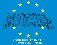 Ilustración del EDF sobre la discapacidad en la Unión Europea