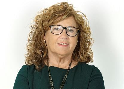Manuela Muro, presidenta de Confederación Aspace
