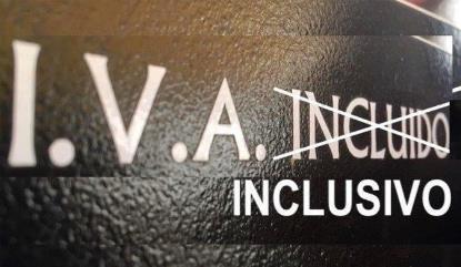 IVA inclusivo