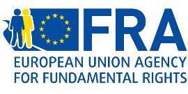 Logotipo de la Agencia Europea de Derechos Fundamentales