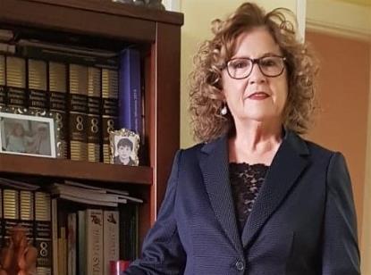 Manuela Muro, presidenta de CERMI La Rioja