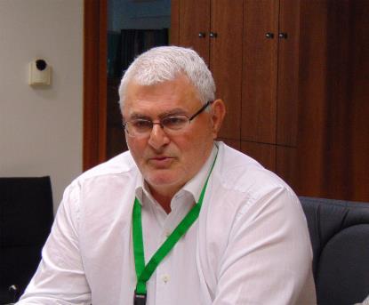 Antonio Hermoso, presidente de CERMI Andalucía.