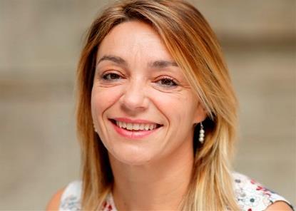 Sonia Ruiz, deportista y diputada del PP en la Asamblea regional de Murcia