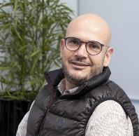 Anxo Queiruga Vila, presidente de COCEMFE