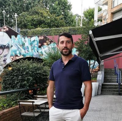 Alberto Torres, concejal de Santander y especialista en Lengua de Signos