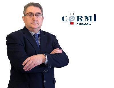 El presidente del CERMI Cantabria, Ignacio Fernández Allende.