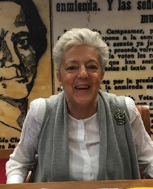 Anna Caballé, escritora