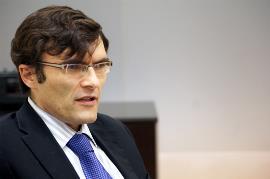 Alberto Durán, vicepresidente ejecutivo de la fundación ONCE