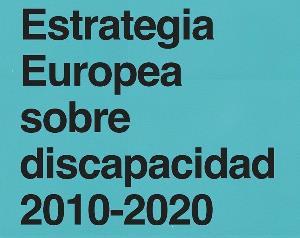Estrategia europea de discapacidad 2010-2020