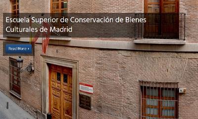 Escuela Superior de Conservación y Restauración de Bienes Culturales de la Comunidad de Madrid
