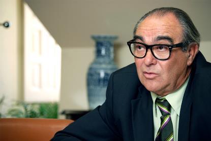 José Manuel Porras, presidente del CERMI Andalucía