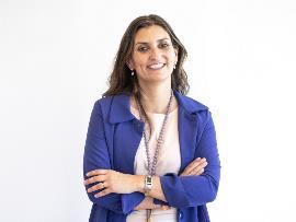 Sara Giménez, diputada de Ciudadanos.