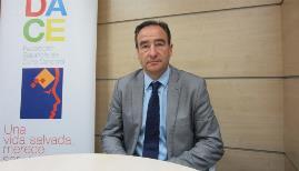 El presidente de FEDACE, Luciano Fernández.