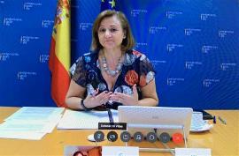 la Secretaria de Estado de Asuntos Exteriores y para Iberoamérica y el Caribe, Cristina Gallach
