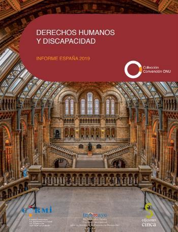 Portada del Informe sobre los Derechos Humanos.