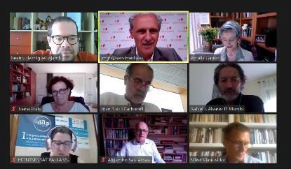 Imagen durante la presentación del 'Informe España Derechos Humanos y Discapacidad 2019'