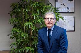 Mariano Casado, vicepresidente de la Mesa de Diálogo Civil de la Comunidad de Madrid