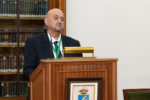 Manuel Molinero, presidente de Acime