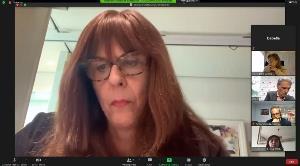 Rosangela Berman-Bieler, asesora especialista en discapacidad y desarrollo inclusivo de Unicef